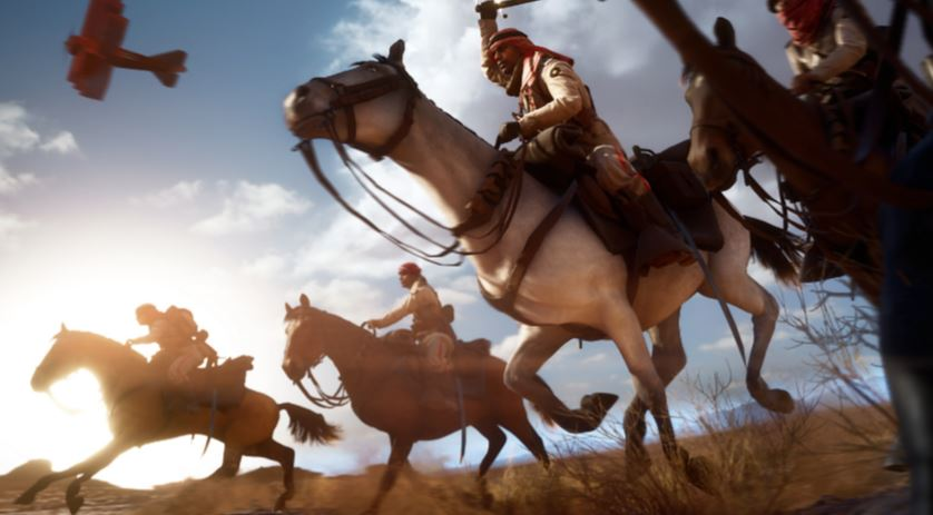 Battlefield 1 Beta Map: What to expect in Sinai Desert