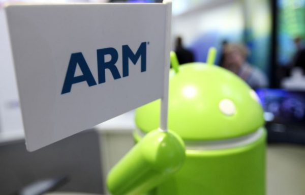 Intel-ARM deal to boost development of smartphone chips