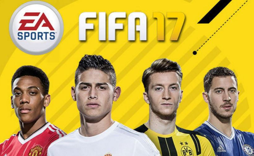 FIFA 17 available for Android users on Google Play store