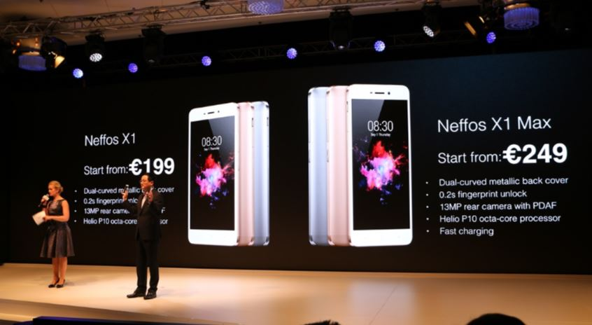 TP-Link launches Neffos X1 and Neffos X1 Max; Features & specs revealed