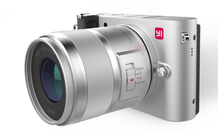 Xiaoyi M1 unveiled: Affordable mirrorless camera with rich features