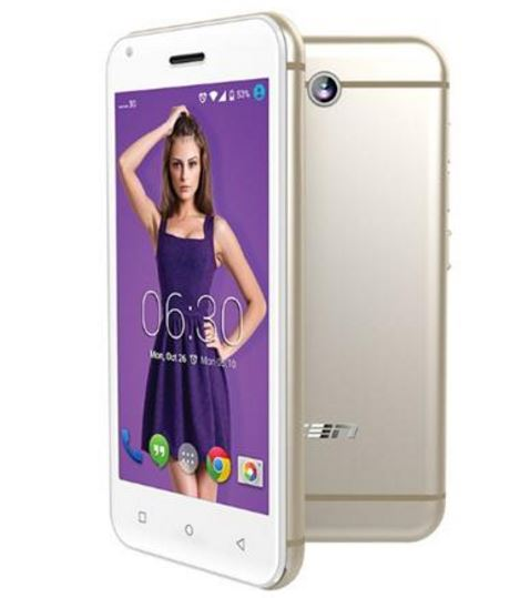 Zen Mobile's Admire Star: Budget-friendly device with 4.5-inch display, 5MP camera