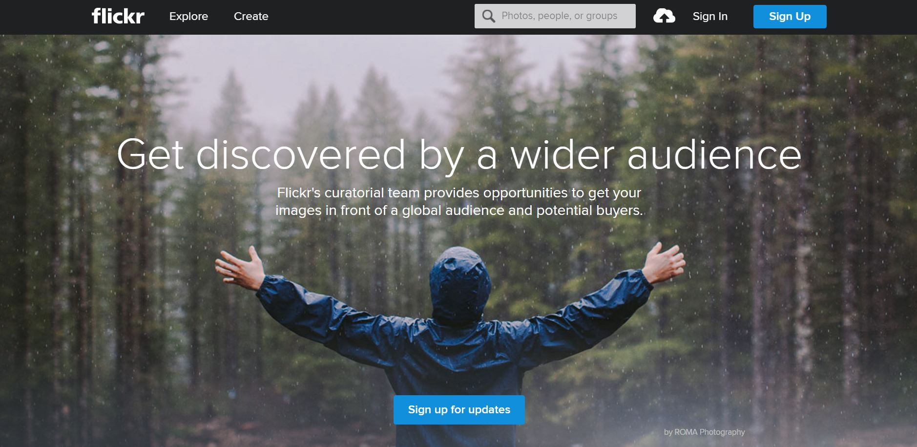 Flickr is closing down its photo licensing program