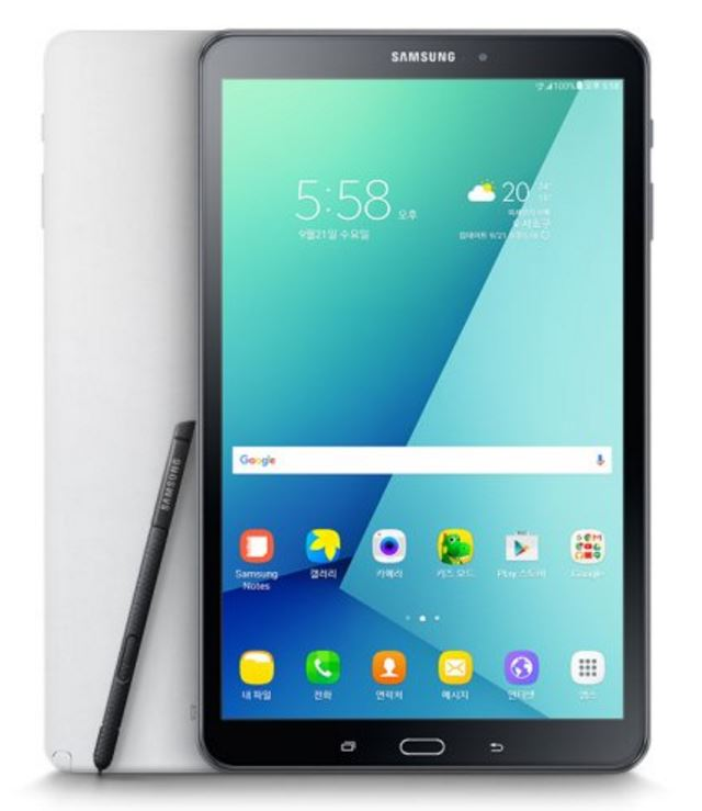 The mid-range Galaxy Tab A 10.1 with S Pen launched in South Korea
