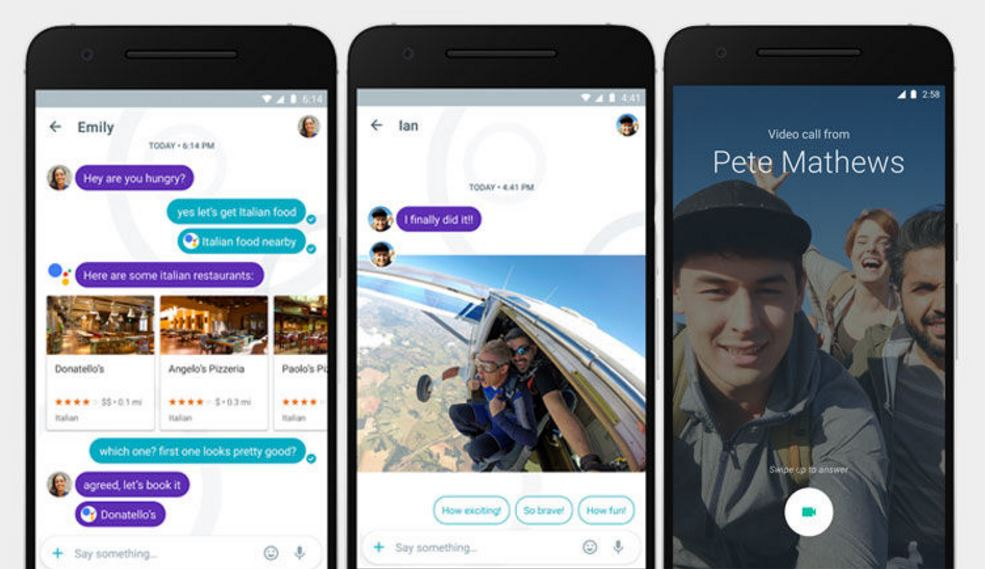 Google might release messaging app Allo on Sept. 21