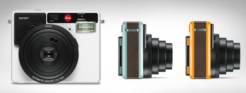 Leica debuts instant camera market with new Sofort