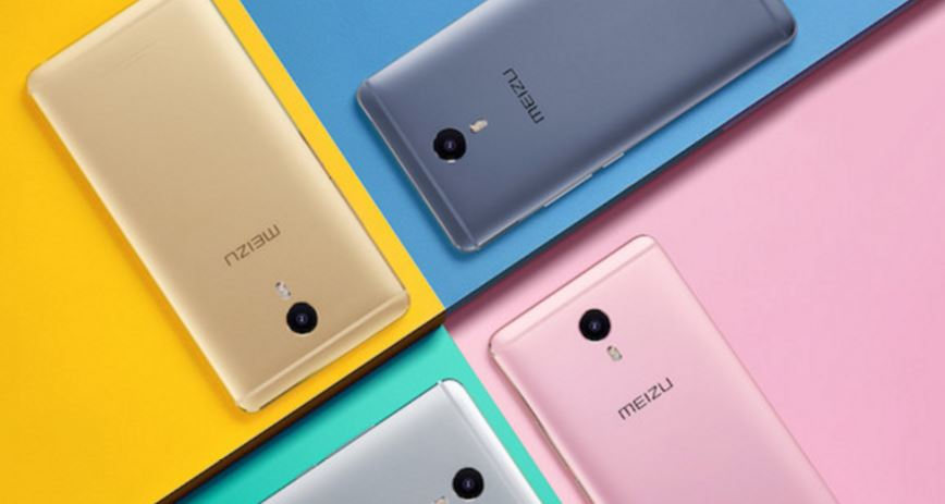 Meizu introduces new M3 Max: 6-inch display, 13MP rear camera & 4,100mAh battery