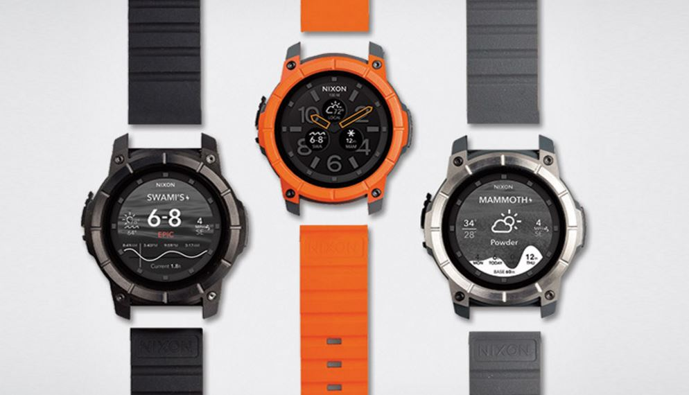 Nixon Mission launched: How does it compare with other smartwatches