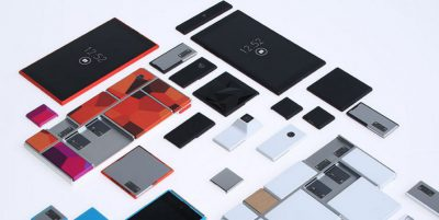 Project Ara was first announced by Motorola three years ago.