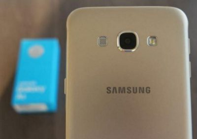 The Galaxy C series is Samsung's budget-friendly range of smartphones (credit: HT)
