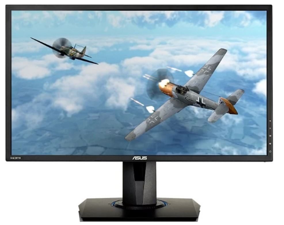Asus VG245H gaming monitor released: 24-inch FHD with FreeSync