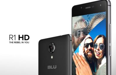 BLU's R1 HD comes with better chipset, bigger battery