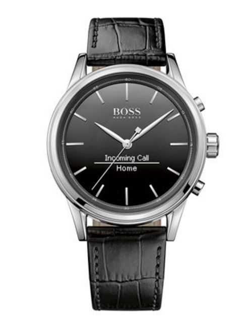 HP partners with Movado to create smart analog watches
