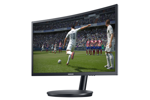 Samsung announces a curved gaming monitor, the CFG70
