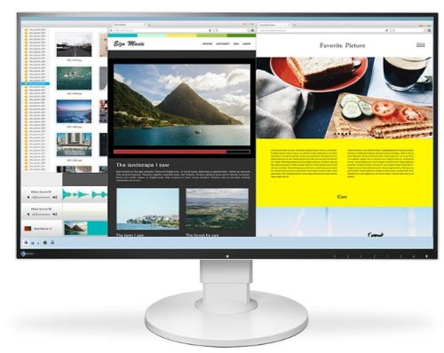 Eizo's FlexScan EV2780 is first monitor with USB Type-C terminal