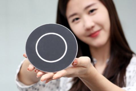 LG's new wireless charging pad can charge to 50 pct in 30 mins