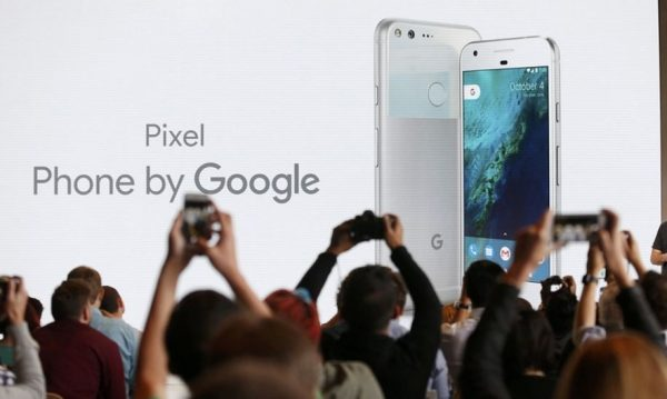 Google's stocks are skyrocketing thanks to Pixel