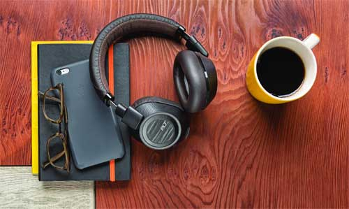 Plantronics' next-gen BackBeat Pro 2 is slimmer and more powerful