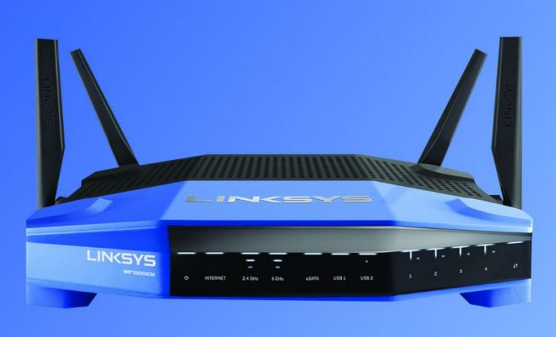 Linksys' new WRT router is fastest dual-band available in the market
