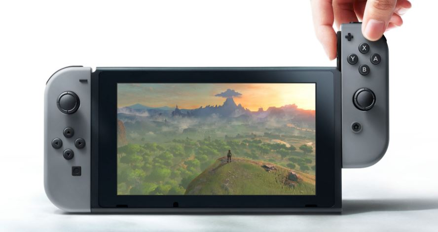 Nintendo Switch will be a 6.2-inch console with 4GB RAM