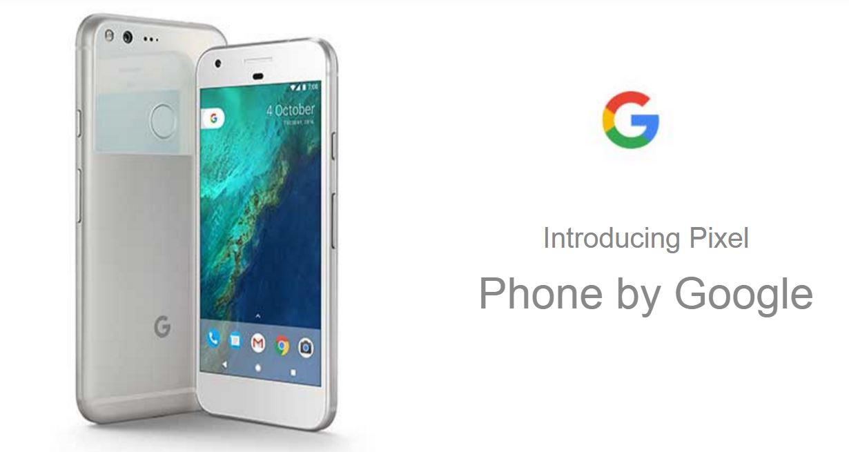 Full specs of Pixel and Pixel XL smartphones leaked a day before launch