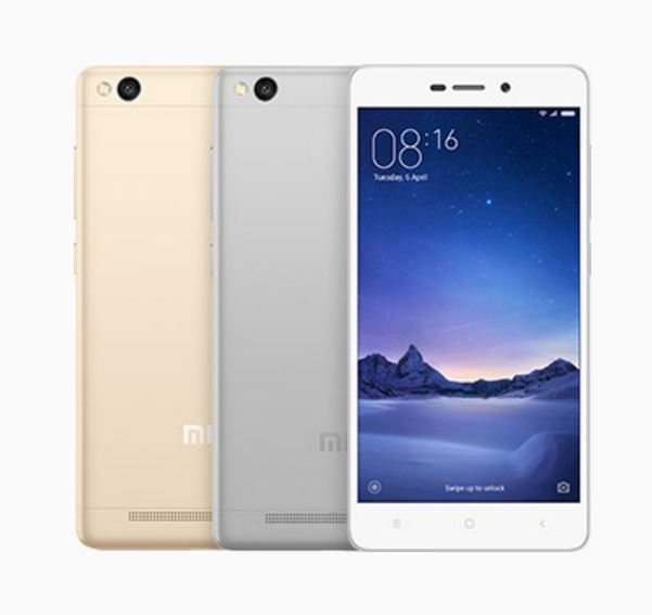 Redmi 3S Plus, Xiaomi's first retail-only smartphone launched