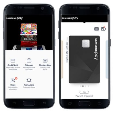 Samsung Pay extended to Malaysia, Russia and Thailand