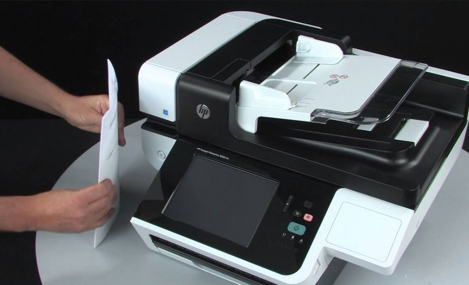 HP's new Wi-Fi enabled ScanJets offer fast duplex scanning