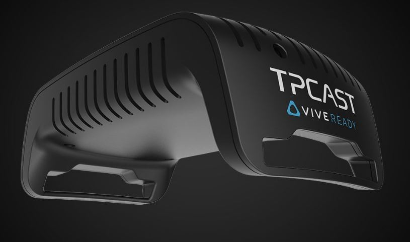 HTC makes its Vive VR headset wireless, adds the new TPCast adapter