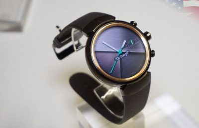 Asus ZenWatch 3 available for order from today