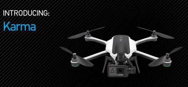 GoPro's defective Karma drone is now fixed and back on shelves