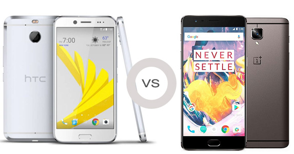 OnePlus 3T vs HTC 10 Evo: Which one should you buy?