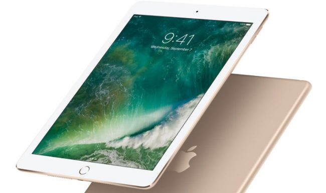 Rumors continue on screen size of new iPad that will launch in 2017