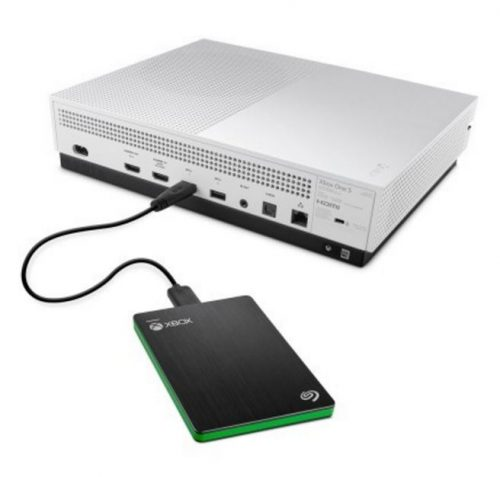 Seagate's Game Drive is a 512GB SSD for Xbox One