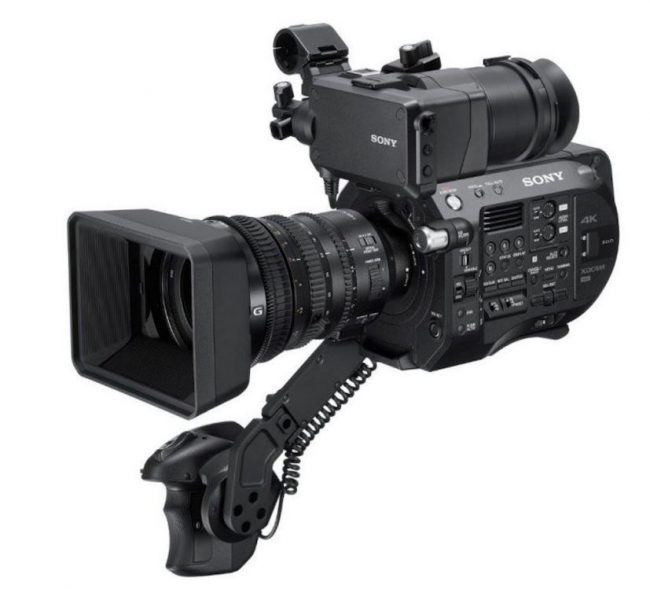 New Sony FS7 II camcorder makes it easier to switch lenses, adds Variable ND Filter