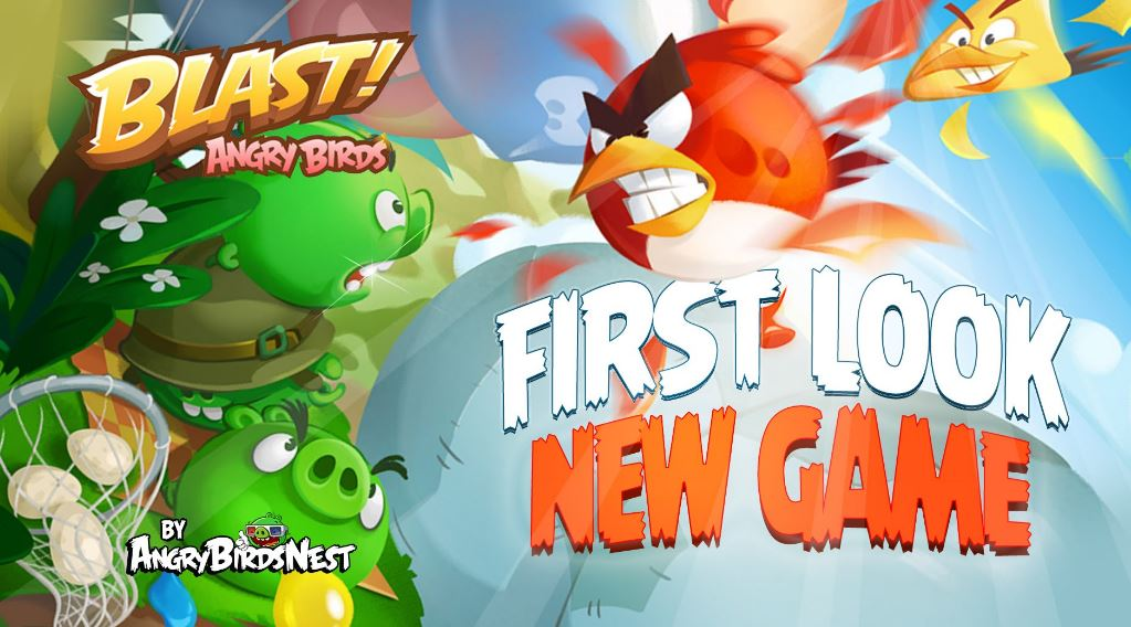 Angry Birds Blast: Release, highlights and everything you need to know