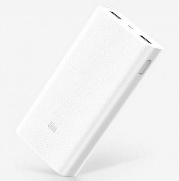Latest 20000 mAh Mi Power Bank supports Quick Charge 3.0