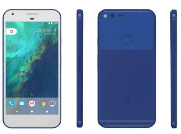 Really Blue variant of Pixel smartphone is now on stock
