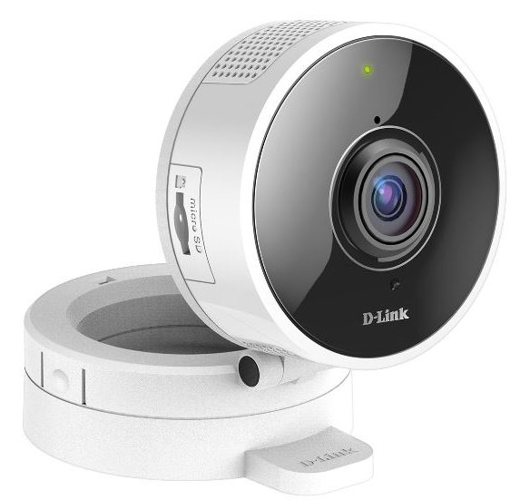 D-Link announces three home security cameras at the ongoing CES