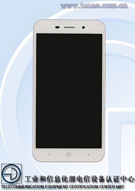 New ZTE phone 'BA602' spotted on TENAA with 5.5-inch display