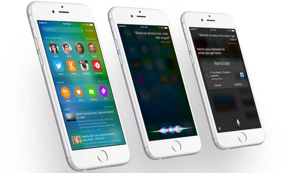 Report: Apple's next iPhone could come with an enhanced Siri