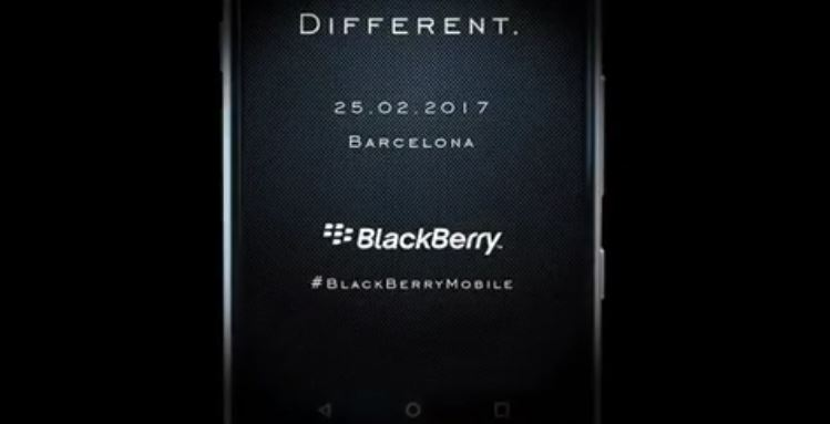 BlackBerry 'Mercury' launch date official: February 25