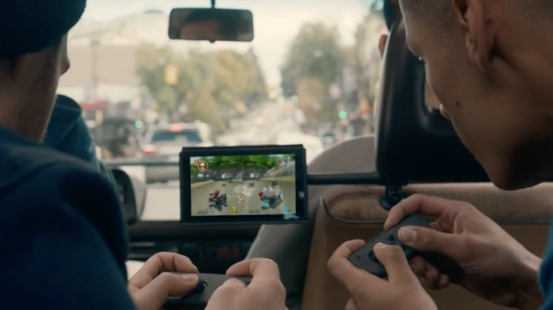 Nintendo Switch will go on sale on March 3; Price and features revealed