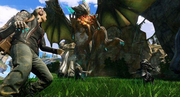 Microsoft's anticipated RPG Scalebound gets the axe