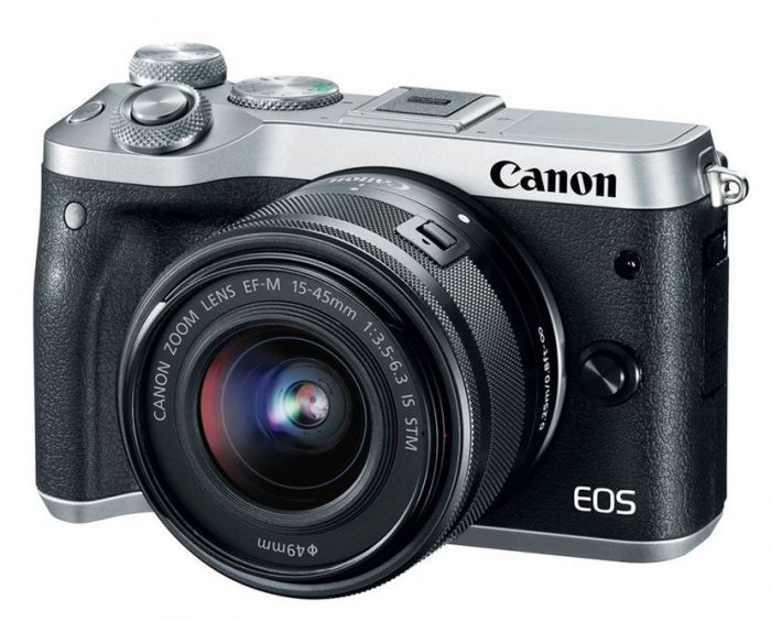 Canon EOS M6 launched: Features, specs and price