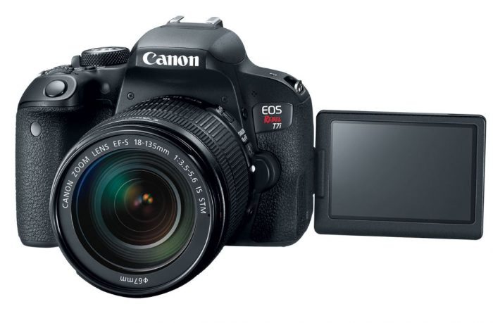 Canon debuts EOS Rebel T7i and EOS 77D; Will go on sale in April