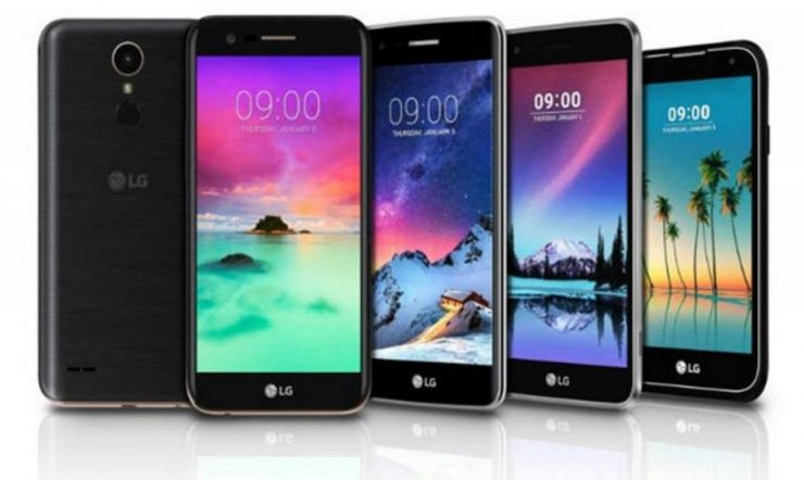 LG brings K10 (2017) to India with a price tag of $208