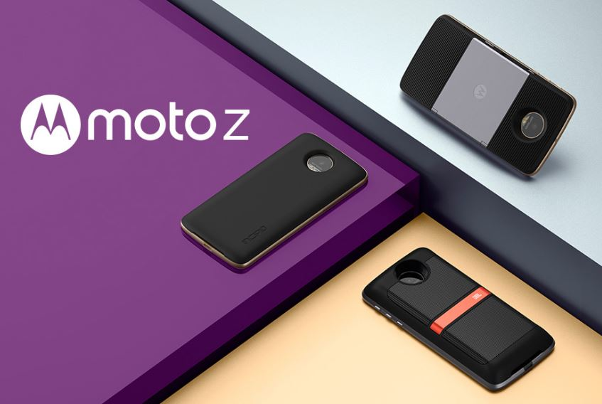 Moto Mods announced at MWC 2017: Amazon Alexa Mod, Gamepad, and more
