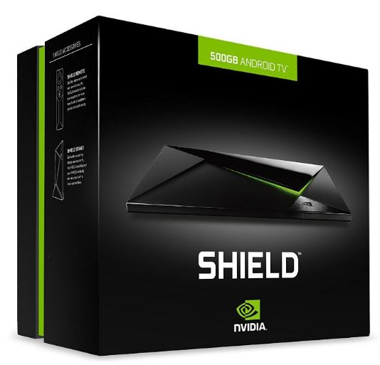 NVIDIA Shield Pro 2017 is out, brings 500GB storage and microSD reader