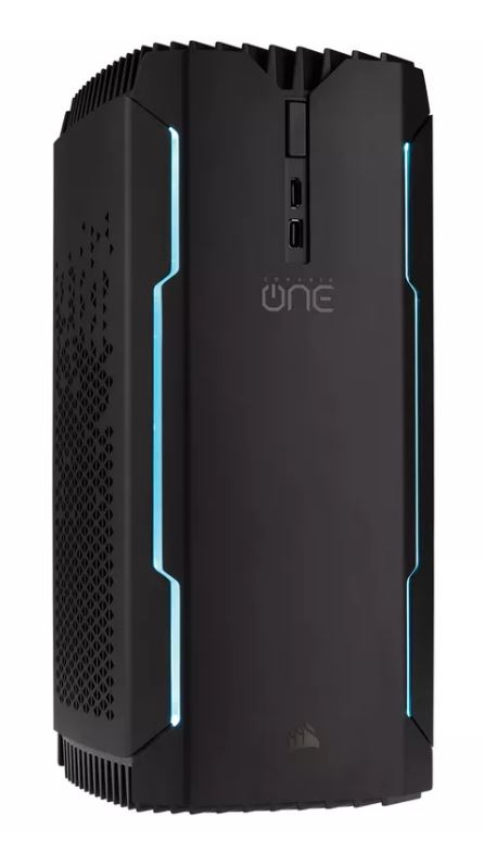 Corsair enters the PC gaming segment with the Corsair One